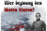 "Buch ""Wer bezwang den Roten Baron?"" neu im RWM-Kiosk"