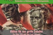 RWM-Depesche 17 neu: Rüsten für das große Desaster - Deutschland Ende 1944